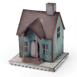 660992 Sizzix Bigz XL Die - Village Dwelling by Tim Holtz